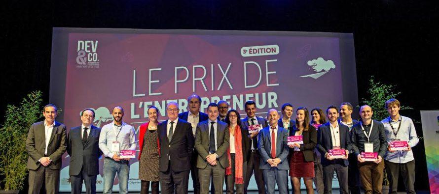 GPSEO – Prix de l'Entrepreneur : découvrez le palmarès de la 3ème édition