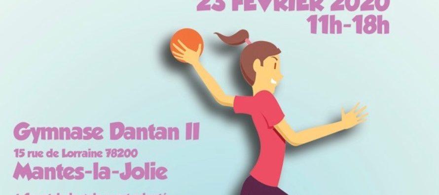 Mantes-la-Jolie : Le «Ladies Cup Handball 2020» est annulé