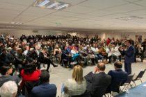 Municipales à Mantes-la-Jolie : 400 personnes au premier meeting de Raphaël Cognet au Val Fourré