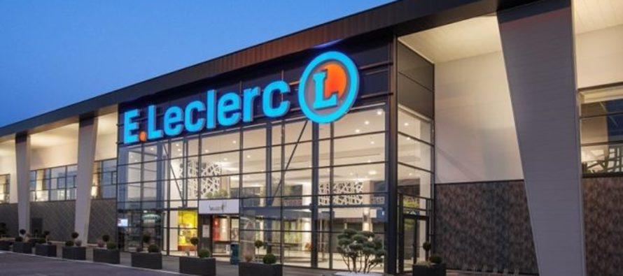 Mantes-la-Ville : un magasin Leclerc va ouvrir fin 2020