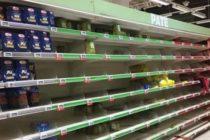 Auchan Mantes : pénurie de pâtes, riz et conserves après les rumeurs sur le coronavirus