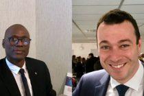 Municipales à Mantes-la-Jolie : conseiller municipal d'opposition, Mouhadji Diankha rallie RaphaëlCognet