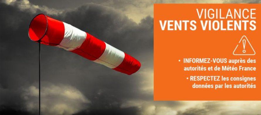 Tempête Ciara : les Yvelines en vigilance orange aux vents violents