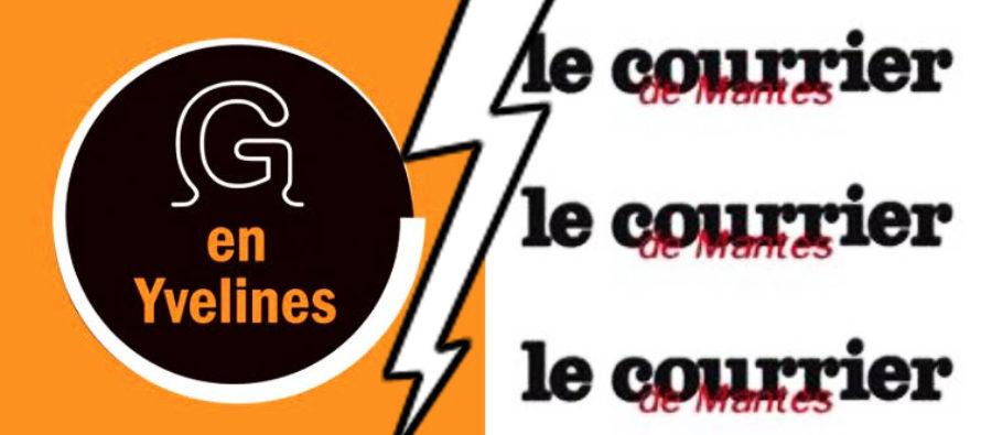 Médias : tensions entre la Gazette en Yvelines et le Courrier de Mantes