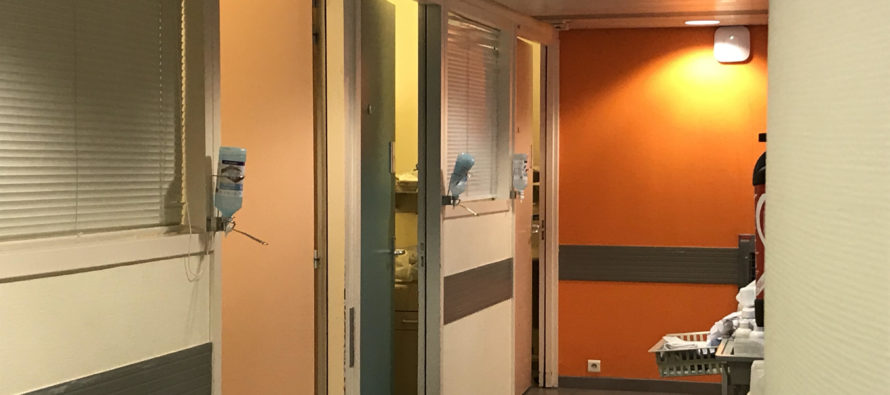 Hôpital de Mantes-la-Jolie : un homme victime d'une overdose