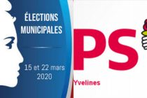 Municipales : les candidats soutenus par le Parti Socialiste dans les Yvelines