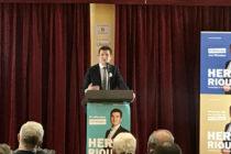 Municipales aux Mureaux : candidat, Hervé Riou réunit près de 300 personnes à sa réunion publique