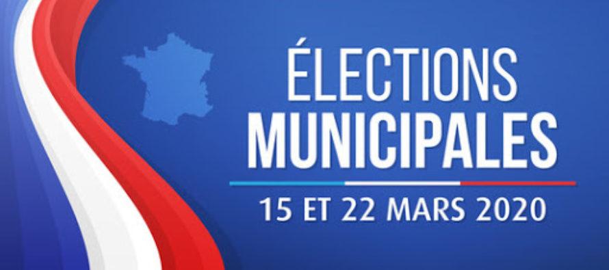 Élections municipales – 1er Tour : les dépôts de candidature, c'est jusqu'au 27 février