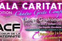 Au Cœur de la Fraternité : assistez au 3ème gala caritatif le 15 février