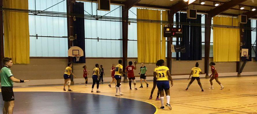 Handball Féminin : Mantes défait à domicile par Châtenay-Malabry