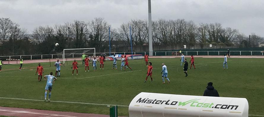 Foot – N2 – 18e J : Mantes prend un point contre le leader Rouen
