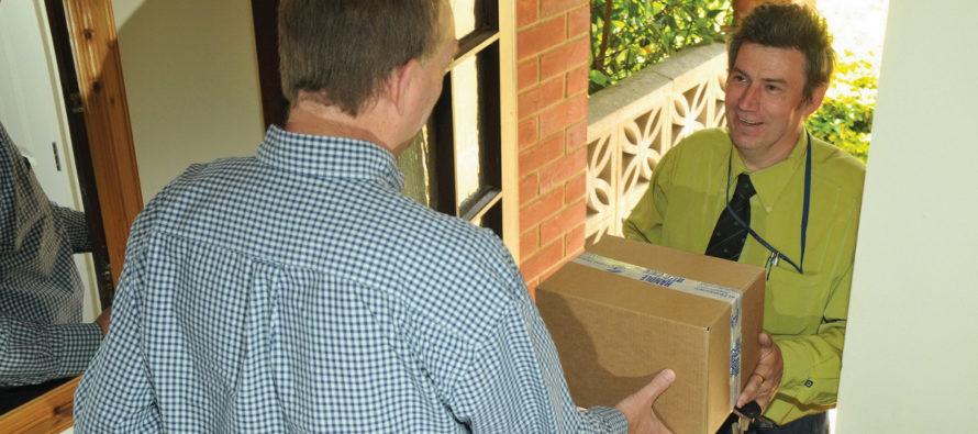 Coronavirus à Mantes-la-Jolie : service de portage à domicile de médicaments et assistance aux seniors