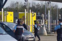 Péage de Buchelay : le préfet des Yvelines veille au respect du confinement
