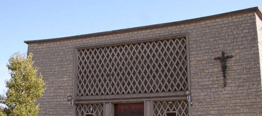 Confinement : l'Eglise Sacré-Cœur de Mantes-la-Ville cambriolée