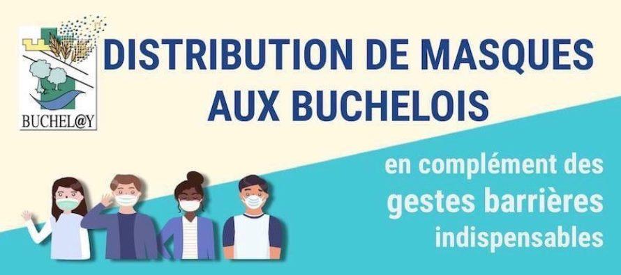 Coronavirus à Buchelay : la ville va fournir des masques aux habitants