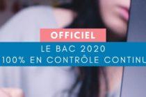 Coronavirus : le Brevet et le Bac 2020 validés en contrôle continu et assiduité