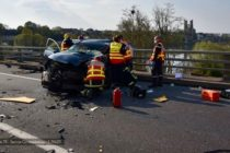 Rocade Limay-Mantes : un blessé grave dans le face-à-face entre un camion et une voiture
