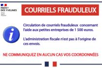 Coronavirus : attention aux faux courriers concernant l'aide de 1500€ aux petites entreprises