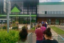 Réouverture Leroy Merlin Buchelay : 3 heures d'attente pour accéder au magasin