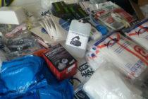 Coronavirus à Mantes-la-Jolie : des entreprises offrent du matériel médical à des infirmières