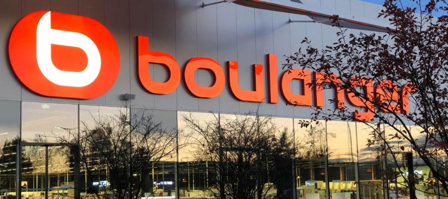 Boulanger Mantes – Buchelay : un service drive à partir du 14 avril