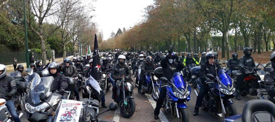 Déconfinement : les motards en colère des Yvelines ne veulent pas être oubliés