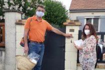 Coronavirus à Rosny-sur-Seine : 13 000 masques distribués aux habitants