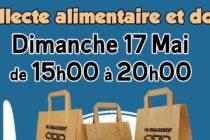 Mantes-la-Jolie : collecte alimentaire dimanche 17 mai au centre commercial du Val Fourré