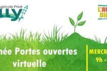 Lycée Agricole Magnanville : journée portes ouvertes virtuelle le 6 mai