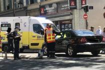 Mantes-la-Jolie: un cycliste  renversé par une voiture