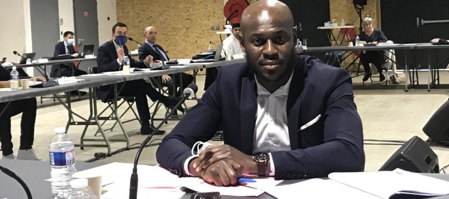 Mantes-la-Jolie – Interview : Alssin Yamfu, élu à la jeunesse, accès à l'emploi et aux formations