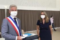 Municipales à Aubergenville : GillesLécole est officiellement le nouveau maire
