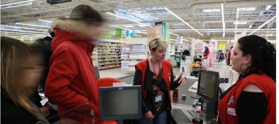Emploi : Auchan Mantes-Buchelay recrute un manager caisses