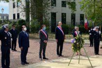 Victoire du 8 mai 1945 : Mantes-la-Jolie a célébré le 75ème anniversaire