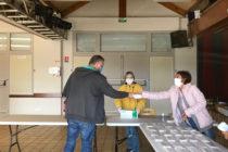 Covid-19 à Freneuse : 18 000 masques distribués aux habitants
