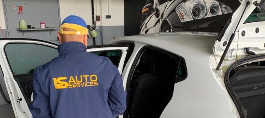 LS Auto Services : réouverture ce lundi 11 mai avec service pare-brise, vitres teintées et lavage
