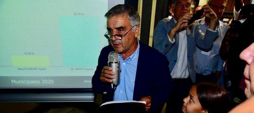 Municipales aux Mureaux : François Garay (DVG) réélu pour un quatrième mandat avec 58,69%