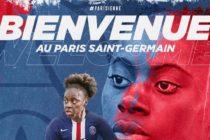 Foot Féminin : la Mantaise Bénédicte Simon (Reims) signe au Paris Saint-Germain