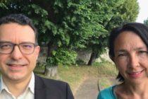 Municipales à Limay: fusion surprise entre Cécile Dumoulin et Sébastien Duprat (LREM) pour le second tour