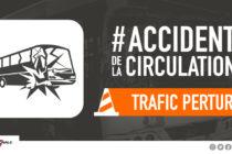 Mantes-la-Ville : accident grave, rue Jean Jaouen, trafic perturbé