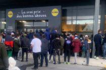 Nouveau Lidl à Orgeval : la PS4 à 95 euros provoque une pagaille monstre