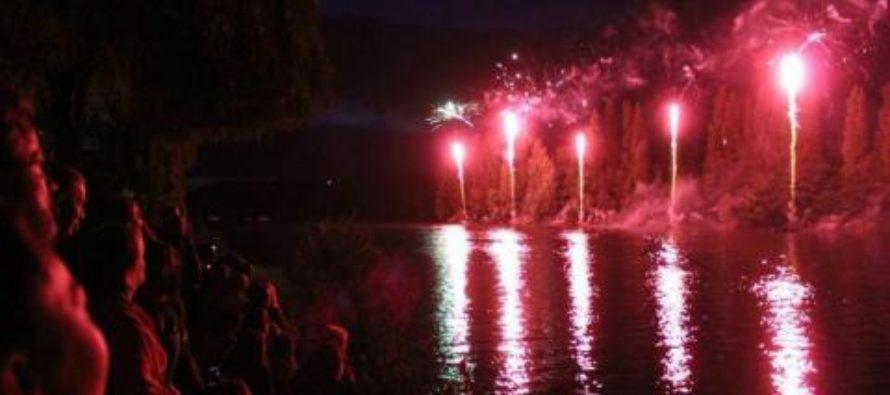 14 Juillet : des feux d'artifice à Mantes-la-Jolie, Magnanville, Juziers, Aubergenville et Les Mureaux