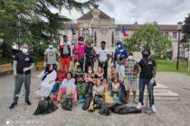Environnement – Dom'Vill : l'opération «Mantes-la-Ville sans mégots» très réussie