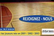 ASM Basket – U20 Région : détection les 15 et 17 juillet pour les joueurs nés en 2001, 2002 et 2003