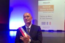 Mantes-la-Ville : officiellement nouveau maire, Sami Damergy mise sur le renouveau