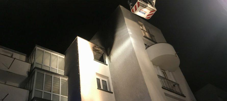 Mantes-la-Ville : l'incendie d'un appartement fait 14 blessés légers