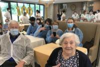 Buchelay : Paulette Thielen a fêté son 100ème anniversaire