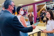 Magnanville : la ville offre des calculatrices aux futurs élèves de 6ème