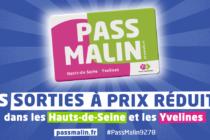 Châteaux – Musées – Spectacles : profitez du Pass malin, la carte de réduction 100% gratuite.