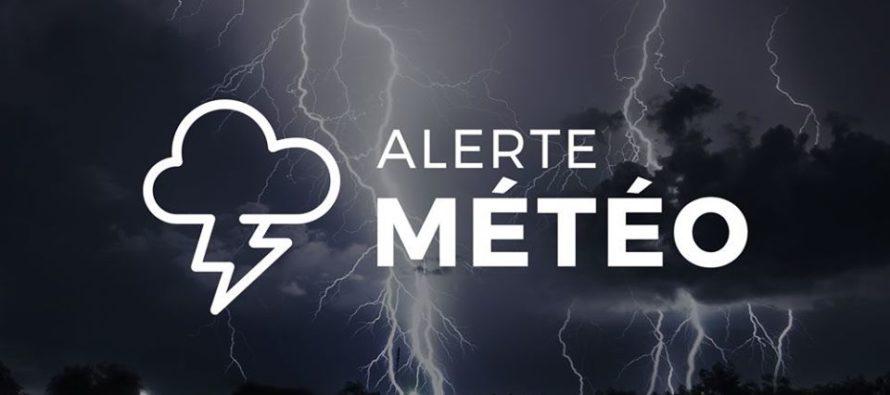 Yvelines : attention aux orages et rafales de vent les 28 et 29 août
